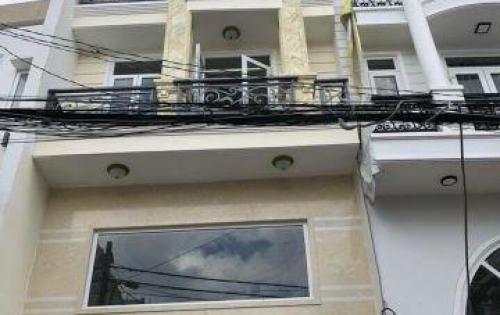 Bán nhà hẻm nội bộ 7m  Trần Bá Giao, phường 7, Gò Vấp