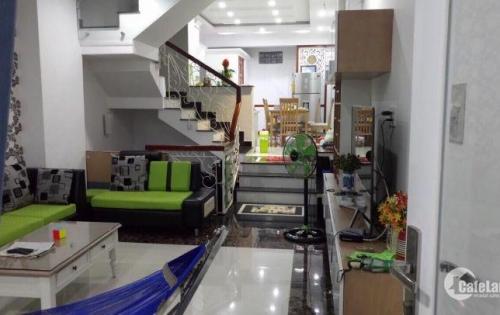 Xuất cảnh cần bán gấp nhà hẻm 8m Quang Trung, Gò Vấp. 6,7 tỷ Dt: 4x18m Kết cấu: 1 hầm 1 trệt 3 lầu nhà tuyệt đẹp