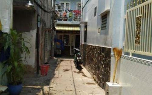 Hot bán nhà hẻm Phan Văn Trị, Gò Vấp 50m2, giá chỉ 3.6 tỷ