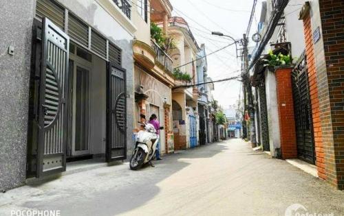 Hot bán nhà vị trí đẹp HXH tránh Lê Văn Thọ, P16, Gò Vấp dt 60m2 chỉ 6 tỷ.