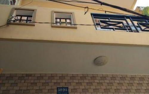 Bán nhà hẻm 4m, DT 60m2, Phan Văn Trị, P7, Gò Vấp. 0968 515 619