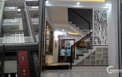 Bán Nhà Phố Hẻm Xe Hơi Phan Huy Ích, p12, Gò Vấp, 4 tầng, giá chỉ 6ty5, sổ hồng chính chủ