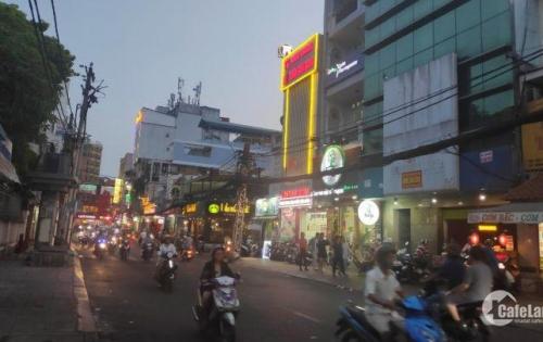 MT đẹp nhất đường Lê Văn Sỹ, Q.Phú Nhuận, DT: 4x26m, 5 lầu, giá 26.5 tỷ, HĐ 80tr/th