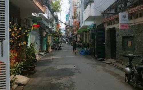 Bán nhà Hẻm 6m Lê Văn Sỹ, Phường 13, Quận Phú Nhuận