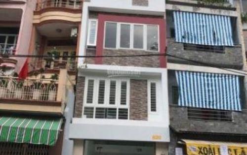 Bán nhà HXH Cách Mạng Tháng 8, Phường 4, Tân Bình, 52m2, 4 tầng, 5.8 tỷ