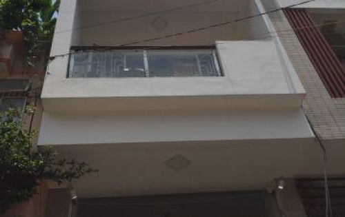Nhà bán hẻm 7m khu Bàu Cát, phường 14, quận Tân Bình
