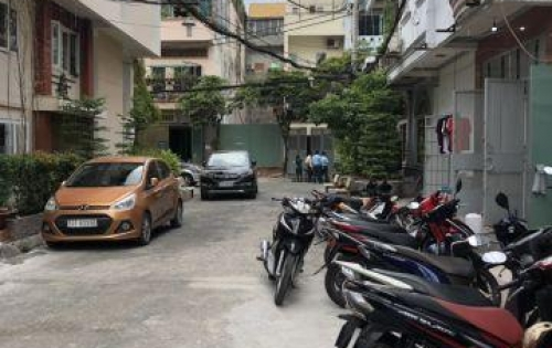 Bán 2 căn liền kề hẻm 10m đường Cộng Hòa, phường 12, quận Tân Bình