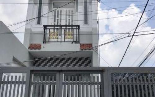 Bán gấp nhà 1 lầu 1 sân thượng trong KDC Mỹ Hạnh, 5x17