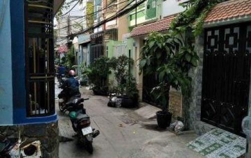 Bán nhà đẹp Lạc Long Quân, phường 11, Q. Tân Bình, dt 50m2 xe hơi giá 4.5 tỷ ở luôn.