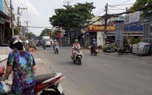 Cần bán MTKD sầm uất  Bình Long P,Phú Thọ Hòa Q,Tân Phú  DT  4x30m   GIÁ 12 TỶ