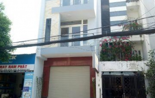 MTKD Nguyễn Hữu Tiến, Tây Thạnh, dt 4x19m, vuông vức, 1 trệt 2 lầu st, giá 10.3 tỷ