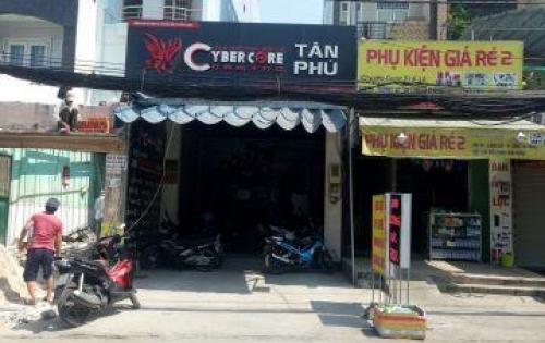 MTKD đường Tân Kỳ Tân Quý gần AEON Tân Phú, dt 4.5x41m, nhà cấp 4