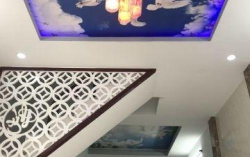 Bán nhà 1 trệt 3 lầu ngay Chợ Sơn Kỳ Tân Phú 96m2 hẻm 7m