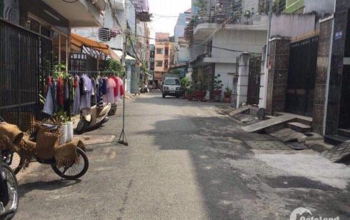 Bán nhà hẻm nhựa 7m đường Lê Thận gần trường TH Duy Tân và nhà thờ
