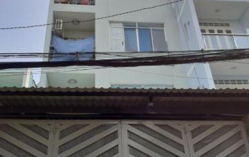 Cần bán nhà hxh Văn Cao  P,Phú Thạnh Q,Tân Phú   DT  6,5 x 20   Kết cấu đúc 5 tầng , nhà còn mới đẹ