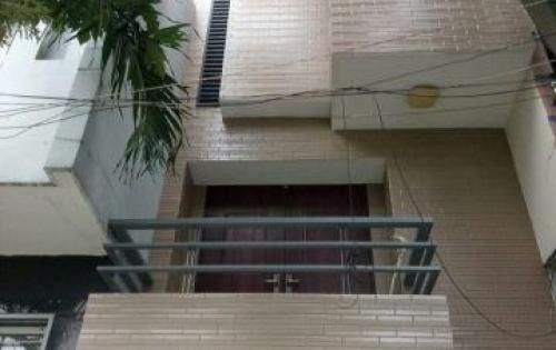 Cần vốn KD bán gấp nhà hẻm đường Tô Hiệu, Quận Tân Phú, Giá 5.8 tỷ(TL)