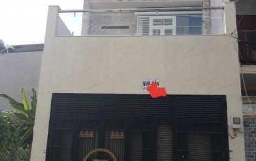 Nhà 2 lầu, dt 5m x 15m giá 3 tỷ, 1 xẹc đường Lê Trọng Tấn, Q Tân Phú