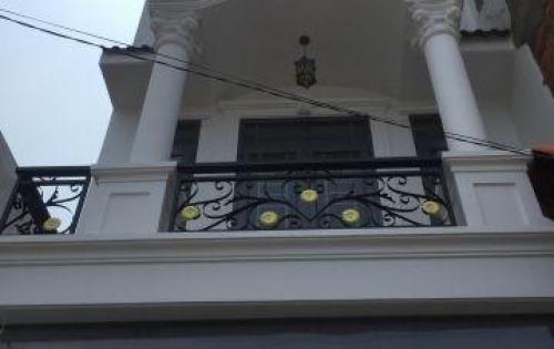 Bán nhà mặt tiền 1 trệt, 2 lầu 1 tum đường 49-phường hiệp bình chánh-thủ đức.