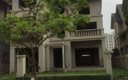 bán biệt thự 300m mặt đường 20,5m 6.3 tỷ Sunny Quốc Oai