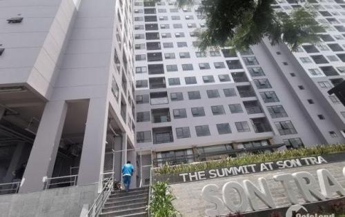 Ban căn 2 phòng ngủ, tầng 11, căn hộ cao cấp Sơn Trà, diện tích 75m2