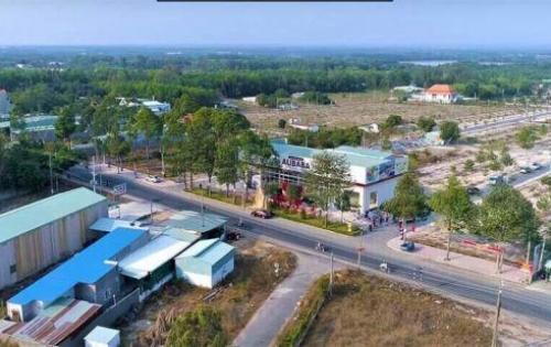 Bán đất ngay mặt tiền đường Châu Pha Tóc Tiên.thổ cư.100m2