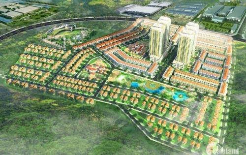 Phú Mỹ Gold City, nơi đầu tư sinh lợi cao.