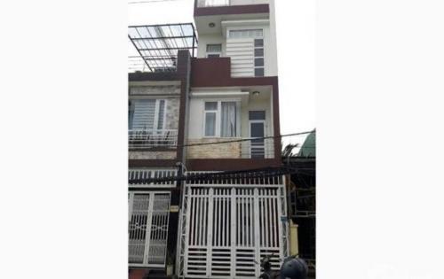 Cần bán nhanh căn nhà 4 tầng kiệt 8m Trường Chinh.....