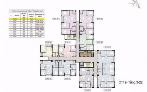 Mở bán tòa Gardenia Hồng Hà Eco City đẹp nhất dự án đặt mua ngay tháng 4