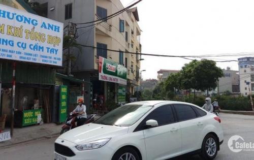 Nhà mặt đường Bằng Liệt – Tây Nam Linh Đàm