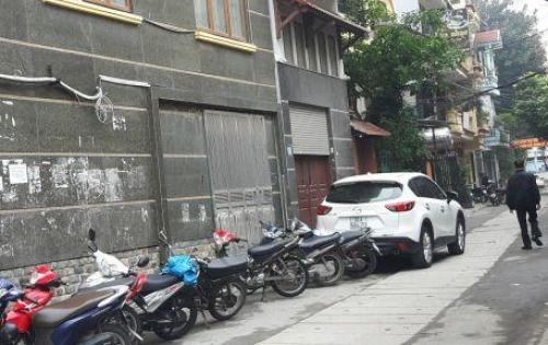 Bán nhà Phố Quan Nhân, 5 tầng, nhà lô góc, ô tô đỗ cách nhà 30 m,