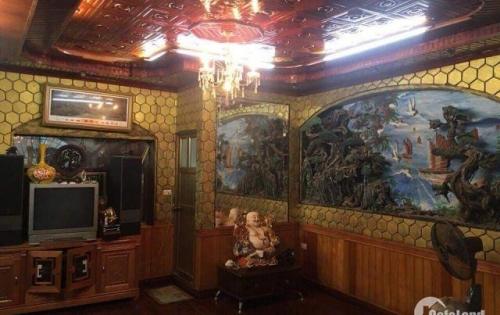3,8 tỷ Kim Giang, bán nhà tặng nội thất gỗ Lim 1 tỷ, ngõ thông 60m x 5T LH 0948263775.
