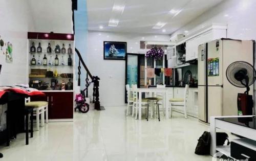 Bán nhà Kim Giang, Thanh Xuân, 55m2 x 4T, 2 mặt ngõ, nhà đẹp, ở ngay, tặng hết nội thất, 3.9 tỷ.