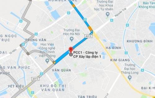 MỞ BÁN đợt 1 PCC1 Thanh Xuân chỉ từ 1,45 tỷ căn 2PN trung tâm quận thanh xuân. LH: 098 560 9339