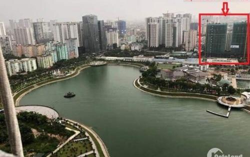 Nhượng lại căn hộ 61m2 view công viên hồ điều hoà nhân chính. : 0866607618