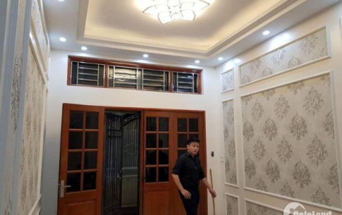 Nhà gần phố, ô tô đỗ gần nhà, Nguyễn Viết Xuân 36m2 * 4 tầng, 3.95 tỷ