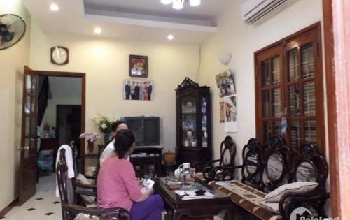 Bán nhà ngõ 155 Trường Chinh(Ng.Lân) 6 tỷ 63m2 x 4T ô tô matiz đỗ cửa