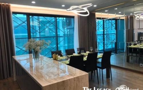 10 suất ưu đãi đầu tiên cho khách hàng sở hữu căn hộ thương hiệu The legacy Lh 0835359966
