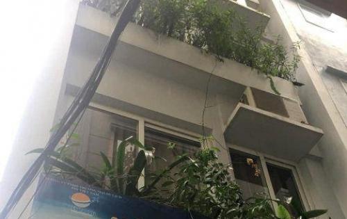 Nhà siêu đẹp, gần phố, ở luôn đường Hồ Tùng Mậu 65m2x4T, MT 4.5m, giá 4.15 tỷ.