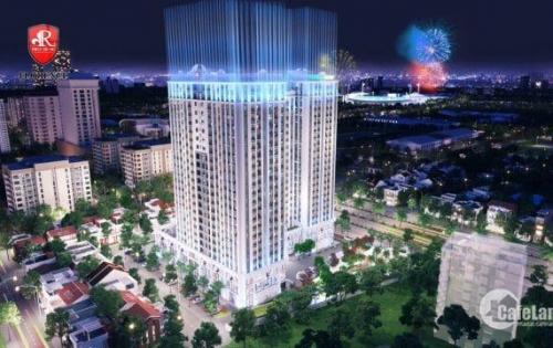 Mua căn hộ ngay trung tâm khu Mỹ Đình chỉ cần vốn ban đầu từ 630 triệu đồng.