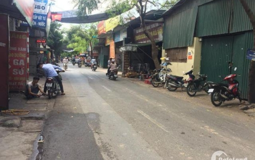 Nhà 3 tầng mặt phố kinh doanh Khu Phan Bá Vành, sau TP Giao Lưu, Cổ nhuế, Bắc Từ Liêm