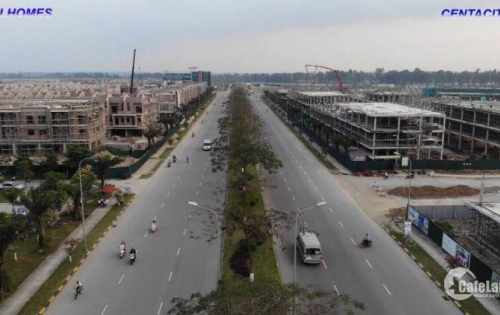 Cần bán shophouse Centa City, dự án mới cơ hội mới