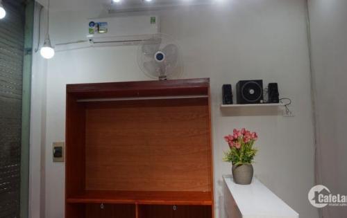 Cho thuê nhà Đê La Thành, Hà Nội , dt: 28,5m2x5t , 16tr/tháng.