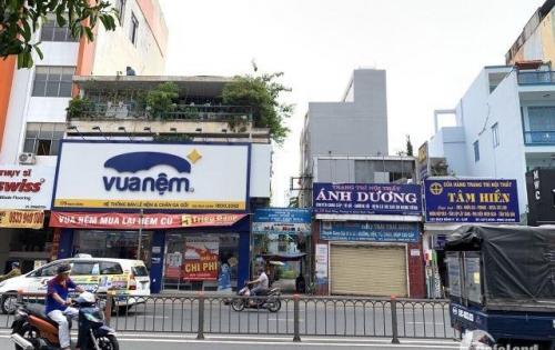 Cho thuê nhà góc 2 mặt tiền phố nội thất bạch đằng, P15, BT .60.5m2 giá 55tr/tháng.