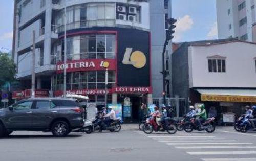 Cho thuê nhà căn góc 2 MT Phan Đăng Lưu và Hoàng Hoa Thám, P6, Quận Bình Thạnh