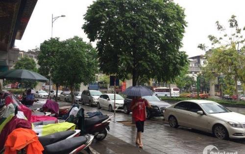 Cho thuê cửa hàng phố Nguyễn Văn Huyên để kinh doanh shop thời trang giá