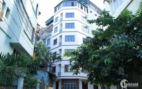 Cho thuê căn hộ dịch vụ đẹp số 108 ngõ 1 phố Phạm Tuấn Tài, quận Cầu Giấy