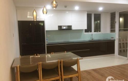 Cho thuê chung cư 3PN 117m Văn Phú Victoria Full đồ 9.5 triệu/tháng