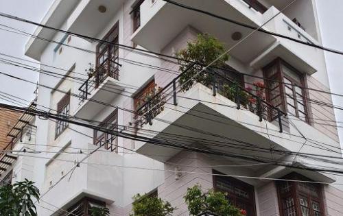 Nhà 2 mặt tiền, 4 tầng Hải Châu cho thuê - Phù hợp làm Văn phòng, trung tâm dạy học!