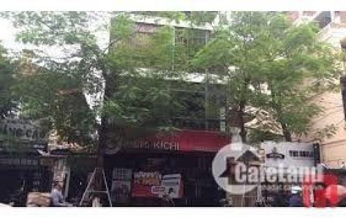 Cho thuê tòa nhà mặt phố Yết Kiêu quận Hoàn Kiếm