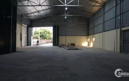Cho thuê nhà kho, xưởng tại Cự Khối, Long Biên, Hà Nội
